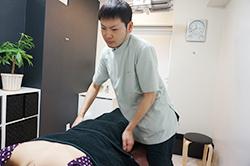 骨盤調整鍼灸
