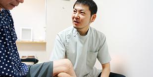 肩こり・腰痛・自律神経失調などの症状に対して丁寧に対応