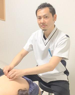 院長 はり師・きゅう師 -介護予防運動指導員-